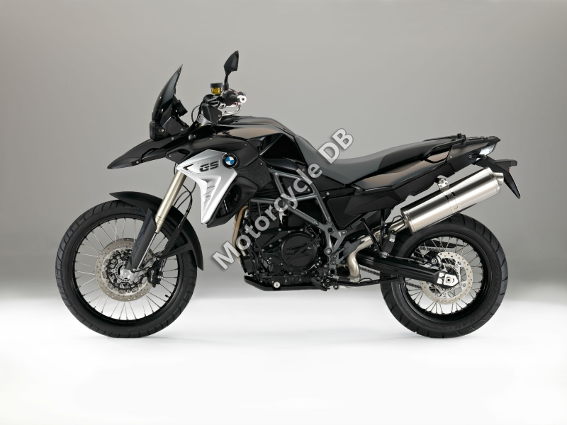 BMW F 800 GS Blackline