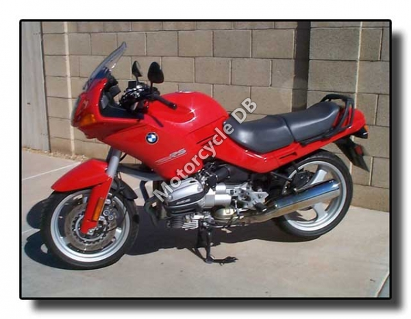 1998 BMW R 1100 RS