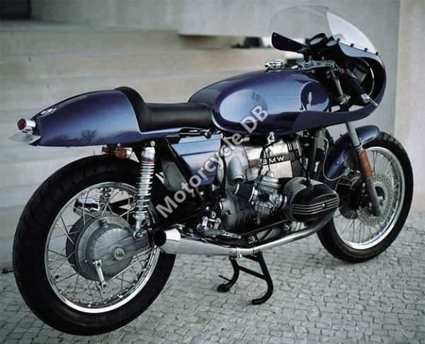 1981 BMW R 45 (reduced effect)