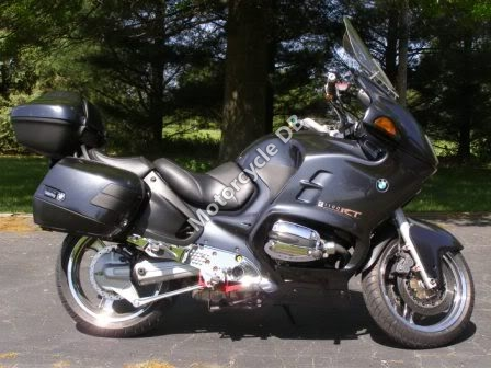 1985 BMW R65 (reduced effect)