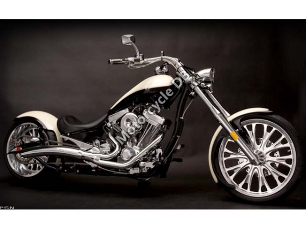 2010 Big Bear Choppers Mis Behavin 100 Smooth Carb