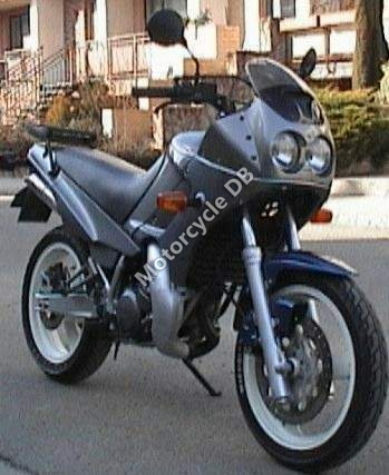 1992 Cagiva 125 Super City