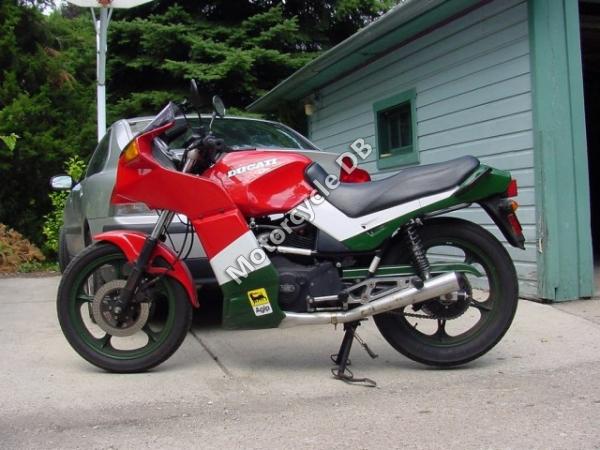 Alazzurra 650 ss 1985 Cagiva 650 Alazzurra