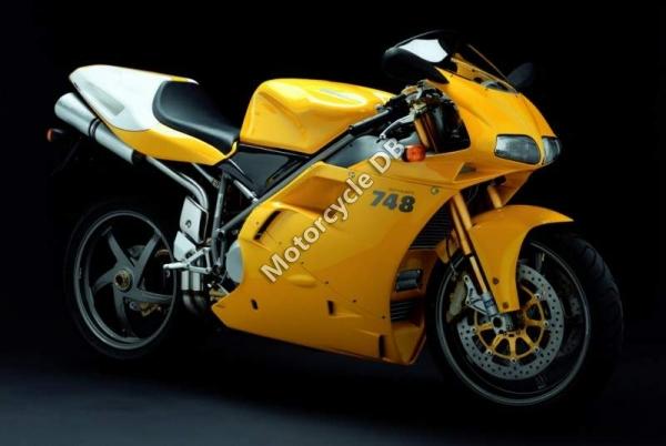 Ducati 748 R... Ducati 748 Specs