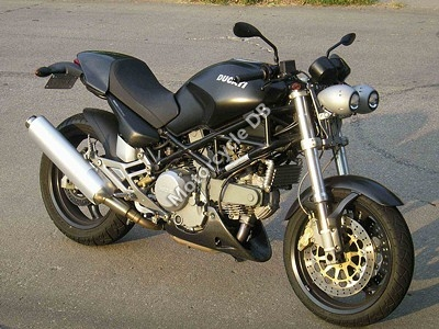2002 Ducati Monster 600 Dark