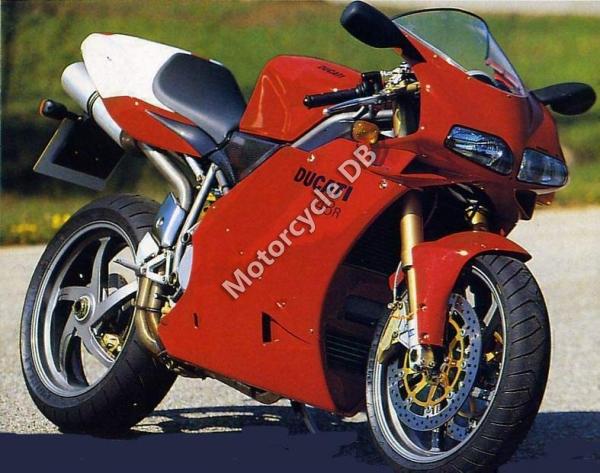 Ducati 748 R... 2002 Ducati 748 Specs