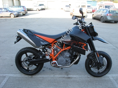 2008 Highland SuperMotard 950