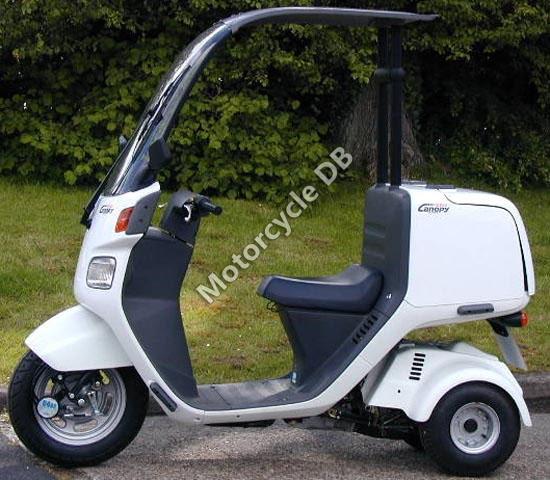 Honda Gyro Canopy Top Speed 2006 Honda Gyro Canopy