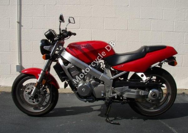Honda NT 650 Hawk GT 7469