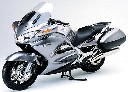 St1300 Honda 2011 2011 Honda St1300 Abs