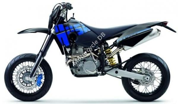 Husaberg 650. Husaberg FS650E