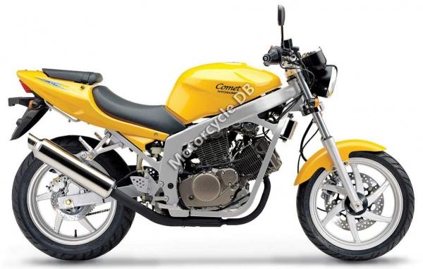2004 Hyosung GF 125 Speed