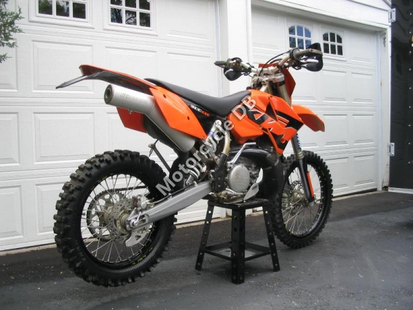 2005 - KTM 300 EXC Specifications, Pictures, videos and Reviews