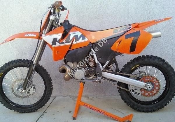 ktm 380 exc pictures, specifications, videos and reviews (2000)