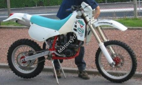 KTM Enduro 600 LC 4 Competition