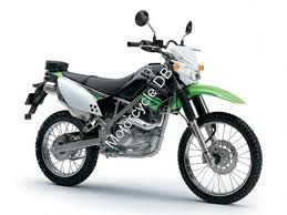 2010 Kawasaki D-Tracker 125 specifications