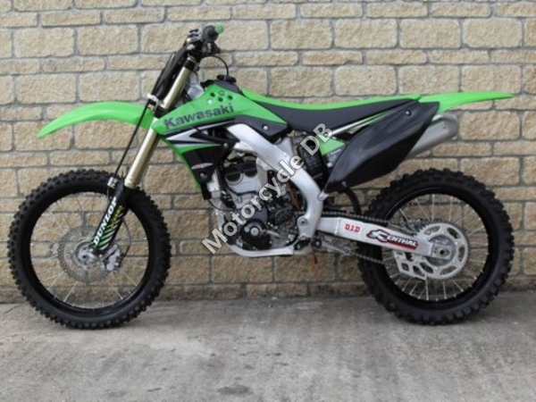 2010 Kawasaki KX 100 Monster Energy