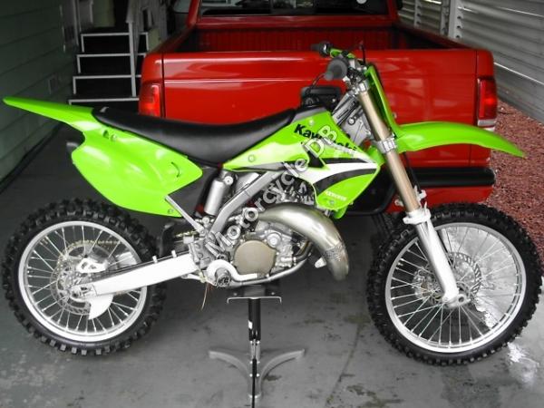 Kawasaki 125 Specs – Idée d'image de moto