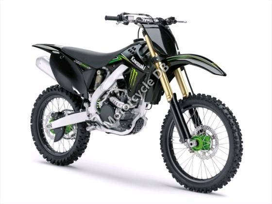 2009 Kawasaki KX 250 F Monster Energy