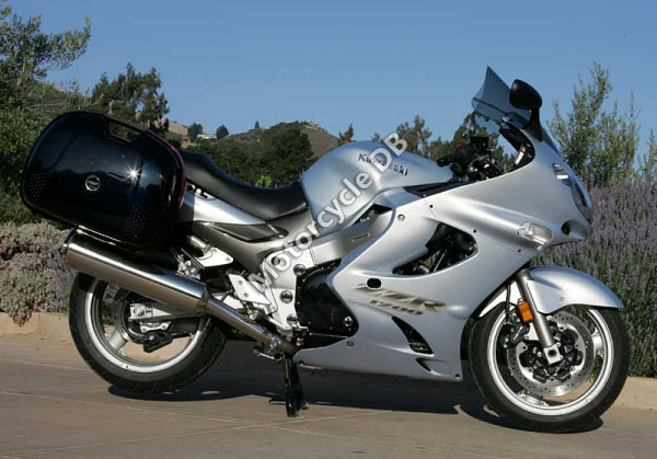 Kawasaki ZZR 1200 pictures, specifications, videos and ...