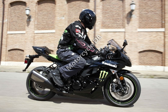 kawasaki ninja 600 monster edition. Kawasaki Ninja ZX-6R Monster