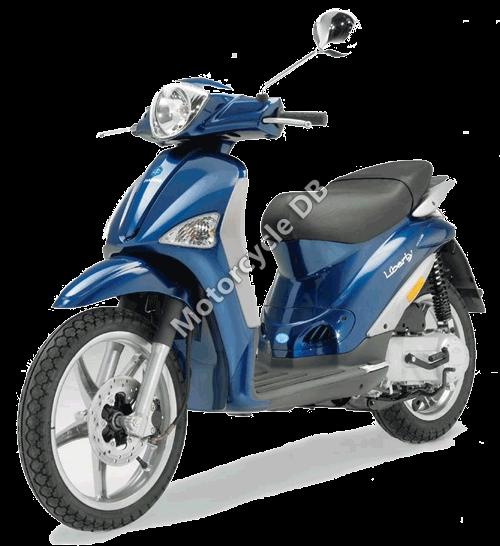 piaggio liberty 50 review – idee per l'immagine del motociclo