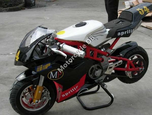 2010 Polini 911 GP6