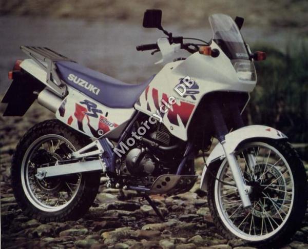 Suzuki dr 650 rse 1993