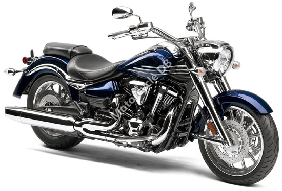 2010 Yamaha Star Roadliner S