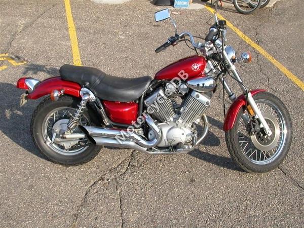 Yamaha xv535 virago фото