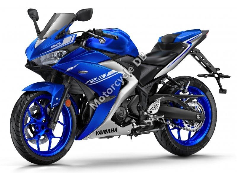 Yamaha YZF-R3 2016 25598