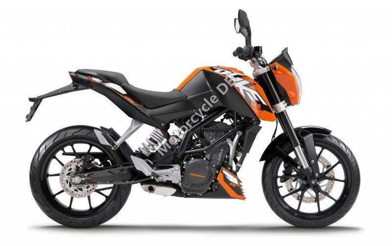KTM 125 Duke 2014 28818