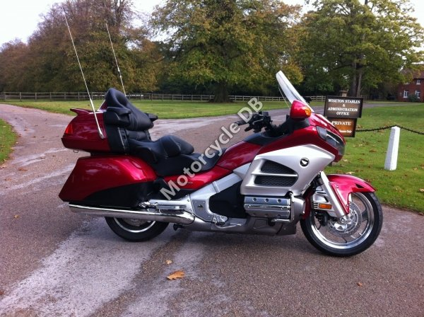 Honda GL1800 Gold Wing 2012 22290