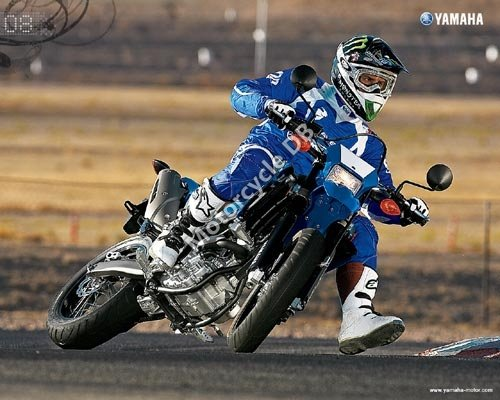 Yamaha WR250X 2008 2900