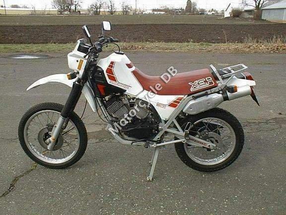 Moto Morini 501 Camel 1985 15496