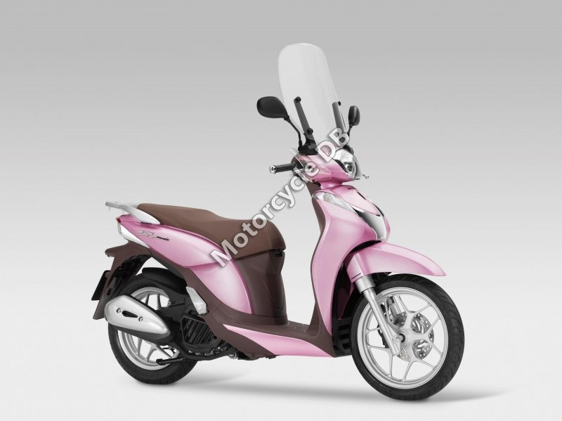 Honda SH Mode 125 2018 24370 Thumb