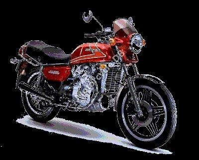 Honda VT 500 E (reduced effect) 1987 18453