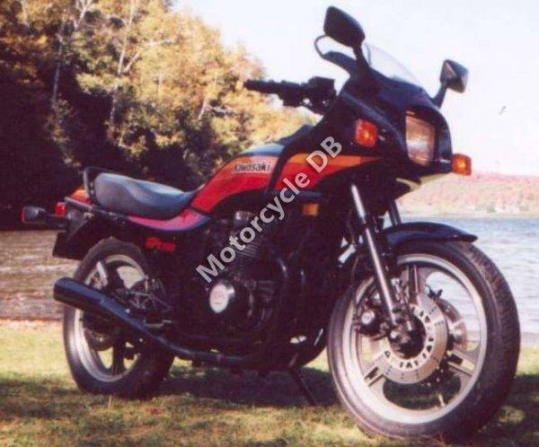 Kawasaki GPZ 550 1986 8894