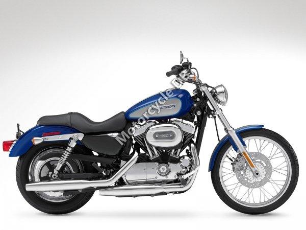 Harley-Davidson XL1200C Sportster 1200 Custom 2012 22321