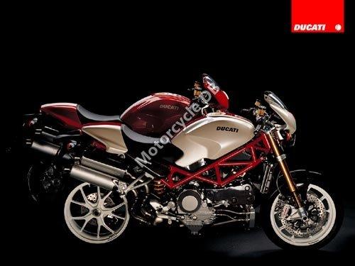 Ducati Monster S4R S Testastretta 2008 2473