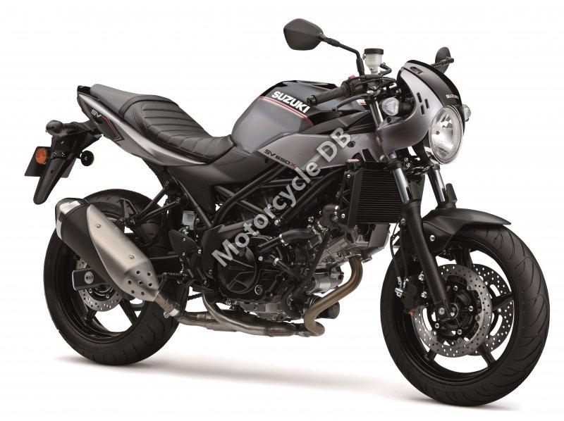 Suzuki SV650X 2018 28001