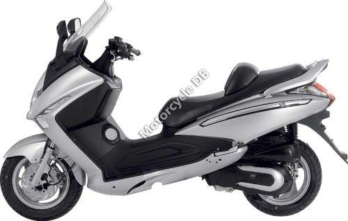 Sym GTS 250 2006 18484