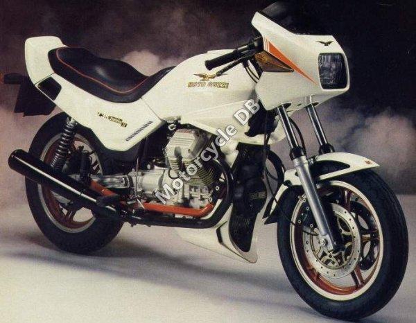 Moto Guzzi V 35 II 1984 13762