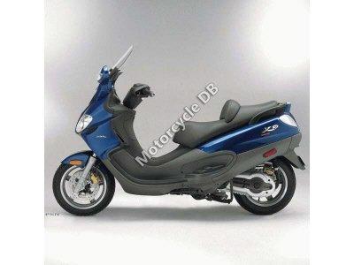 Piaggio X9 Evolution 500 ABS 2006 18338