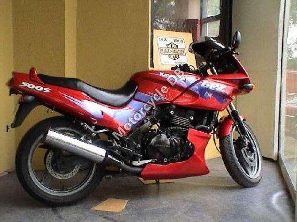 Kawasaki GPZ 500 S 1988 16522