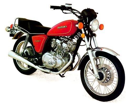Suzuki GS 250 T 1980 6744