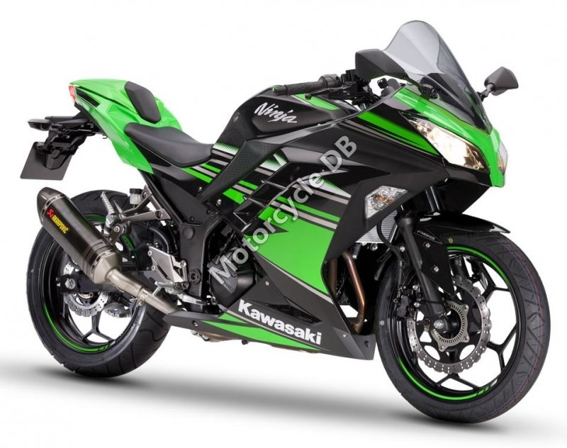 Kawasaki Ninja  300 2015 29024