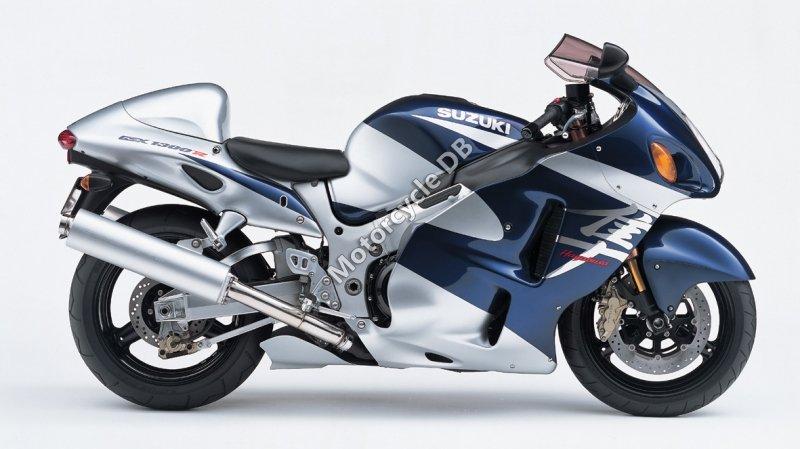 Suzuki GSX 1300 R Hayabusa 2001 27566