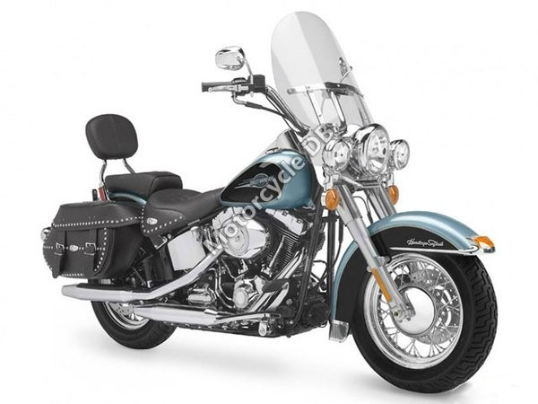 Harley-Davidson  FLSTC  Heritage Softail Classic 2007 10770