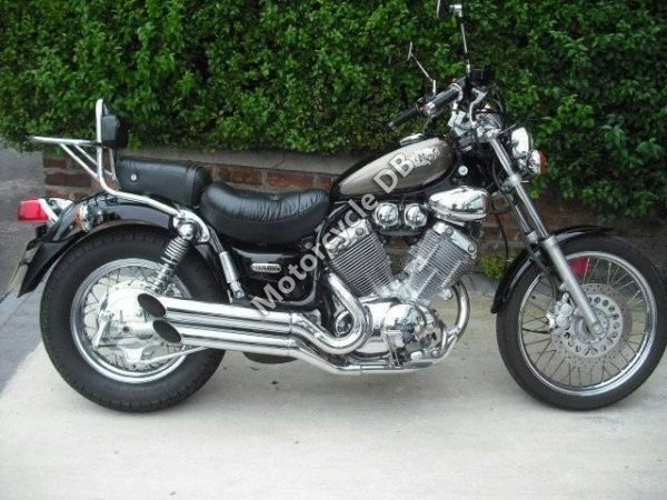 Yamaha XV 535 DX Virago 2002 13735
